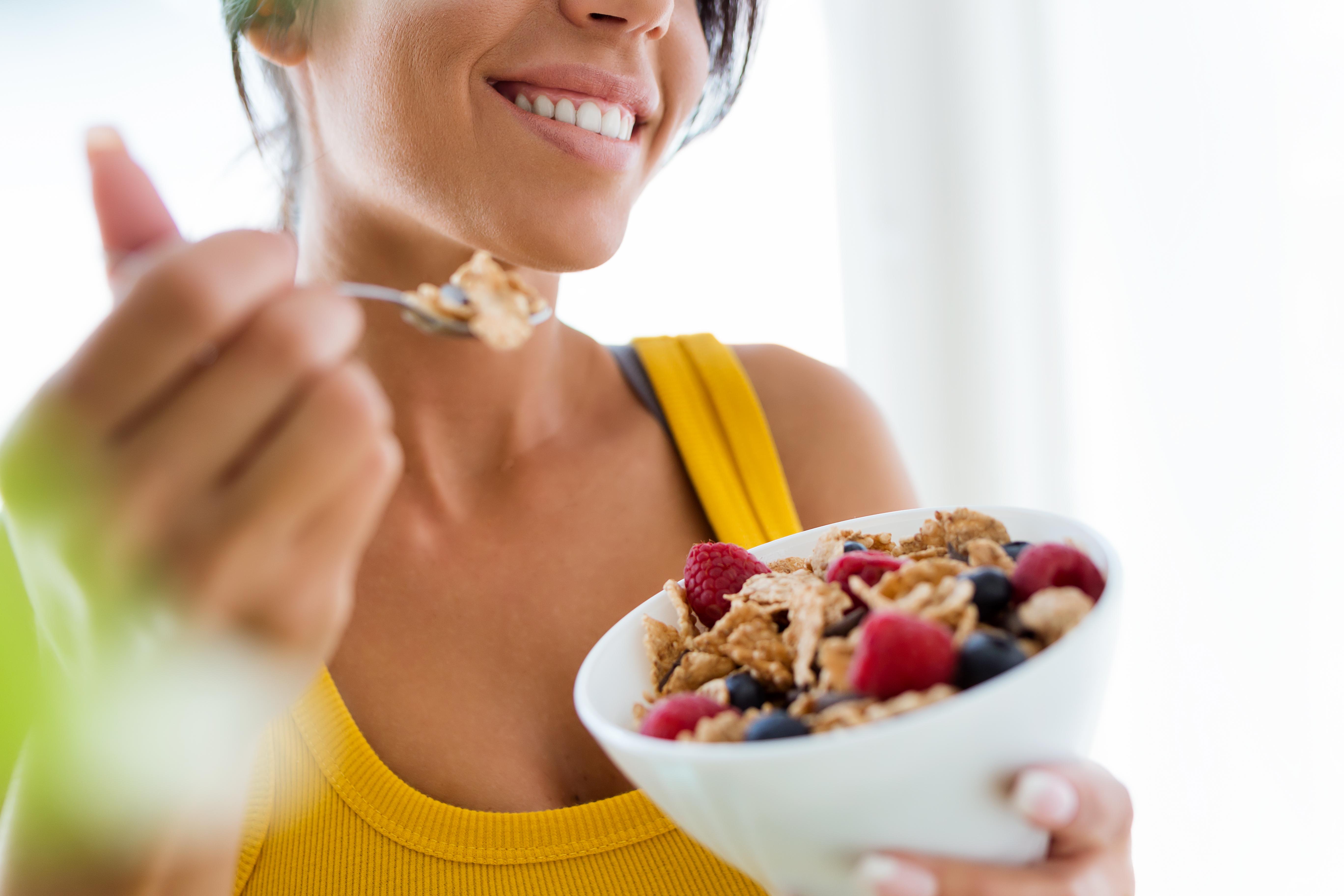 Правильное питание для женщин после 35 лет