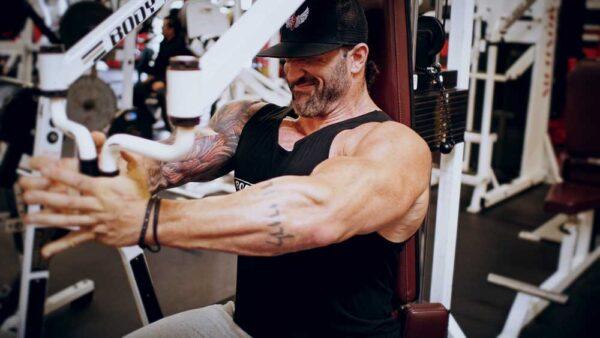 Тренировка груди для роста мышц и увеличения силовых показателей