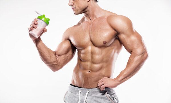 Применение протеина во время похудения, сушки