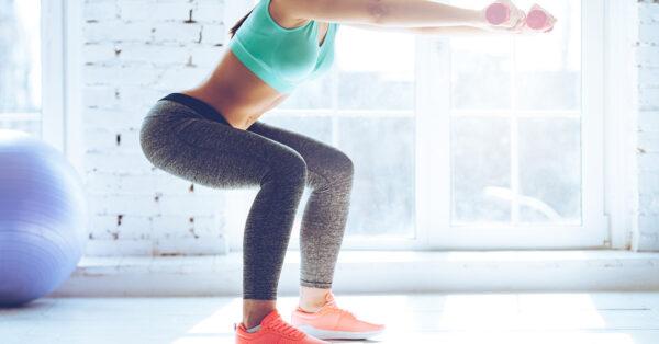 Как накачать ноги в домашних условиях или спортзале