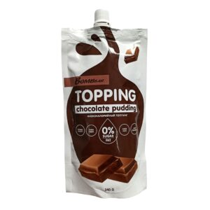 Низкокалорийный Топпинг Bombbar Шоколад