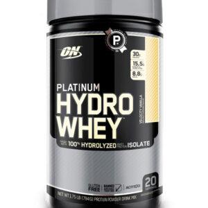 Optimum Nutrition Platnimum Hydrowhey