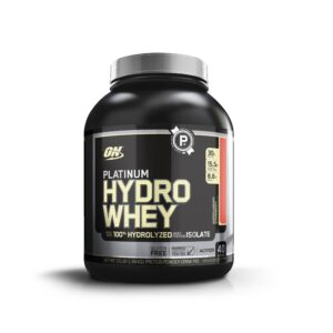 ON Platinum Hydrowhey Strawberry