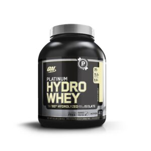 ON Platinum Hydrowhey Vanilla