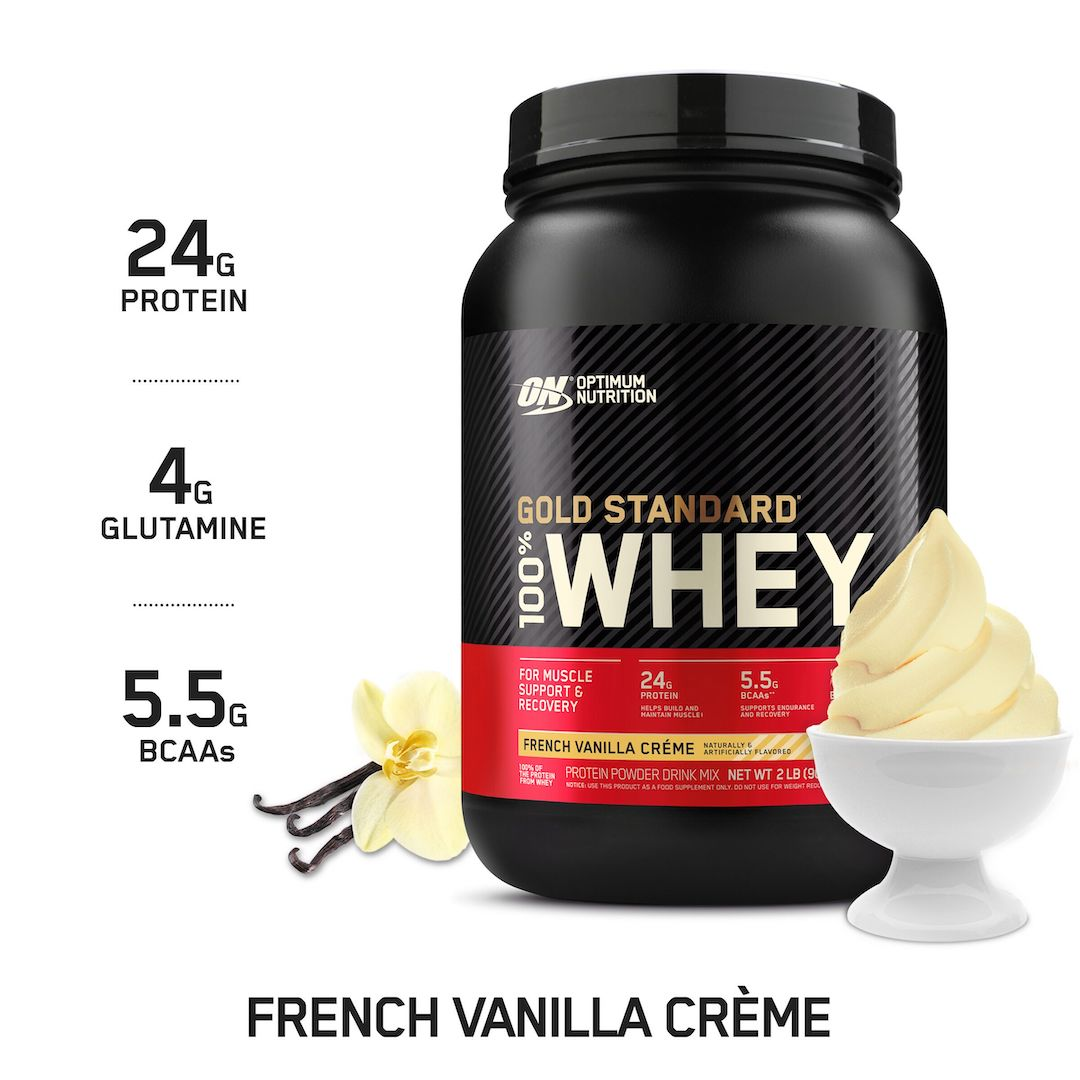 Whey Gold Standard 907 ice cream