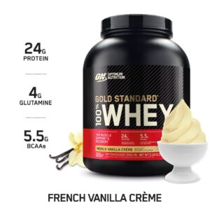Whey Gold Standard 2270 ice cream