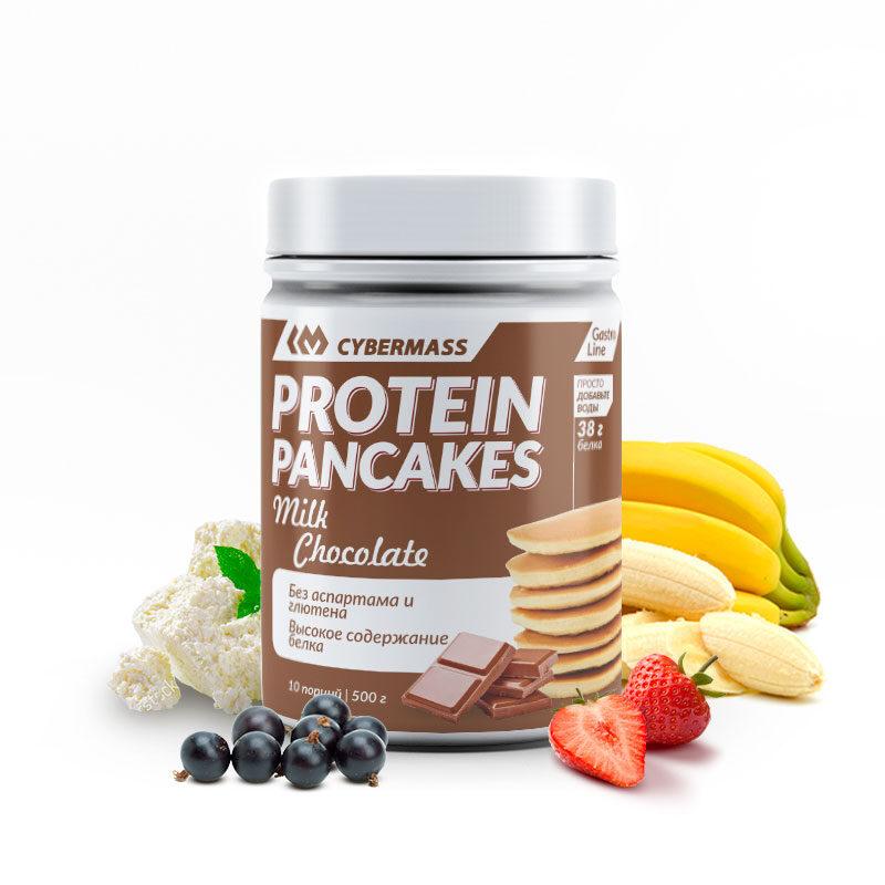 CYBERMASS Protein PANCAKES