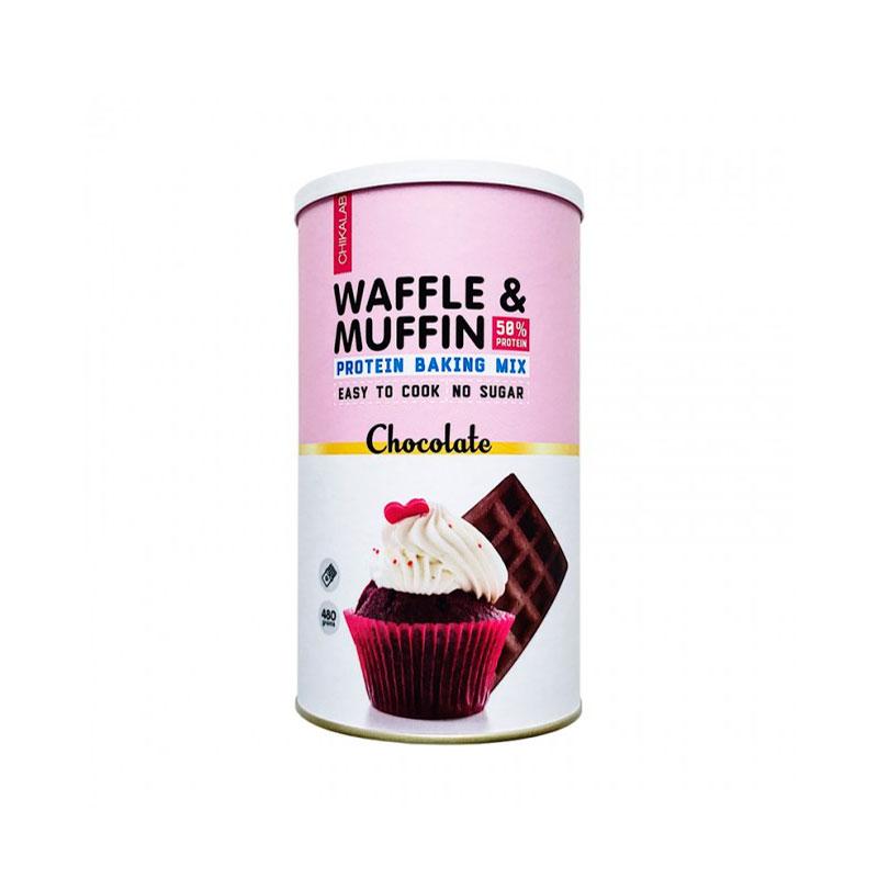 Chikalab Смесь для приготовления кексов Шоколад