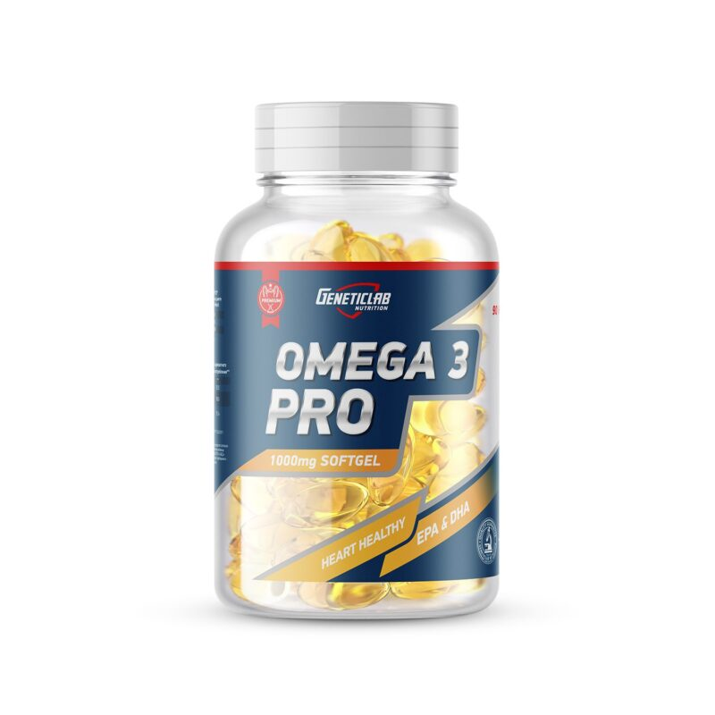 Geneticlab OMEGA 3 Pro 90