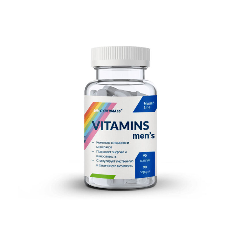CYBERMASS Vitamins men's