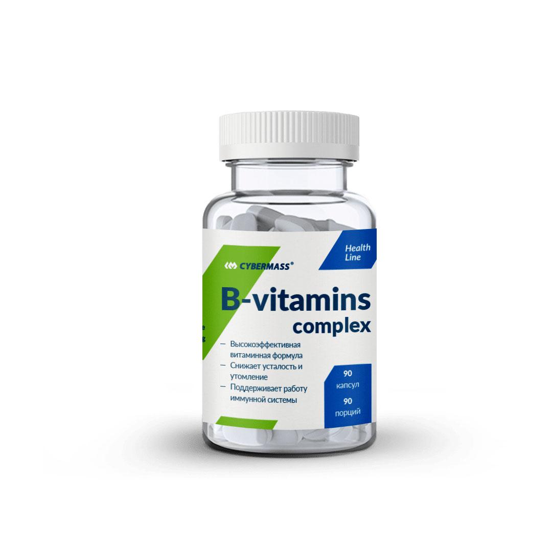 CYBERMASS B-vitamins complex